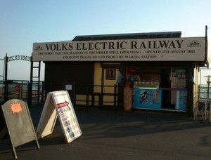 Brighton volks electric railway